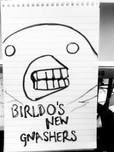 Birldo's New Gnashers