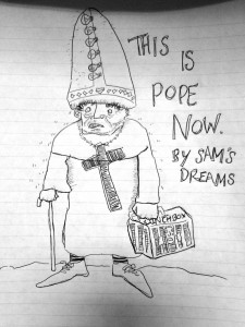 This is Pope Now