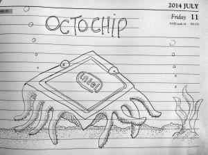 Octochip